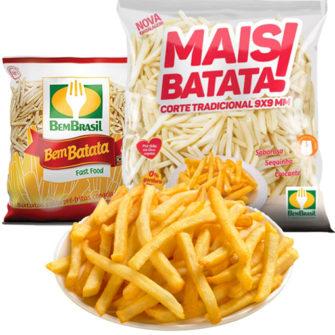 Batatas Pré Fritas