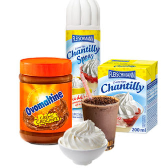 Ovomaltine/Chantilly