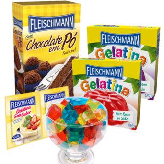 Sobremesas / Gelatinas