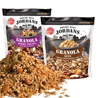 Granolas Jordans