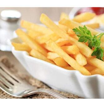 Batatas Pré Fritas / Congeladas